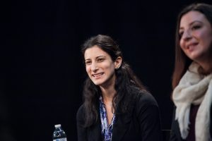 Jess Edelstein at Pitch Night