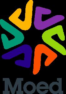 Moed logo small