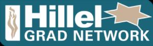 Hillel's Jewish Graduate Student Network logo