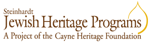 Jewish Heritage Program's Young Professionals Network logo