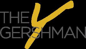 A handwritten Y underneath the words The Gershman