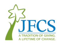 Jewish Family and Children's Service of Greater Philadelphia (JFCS) logo