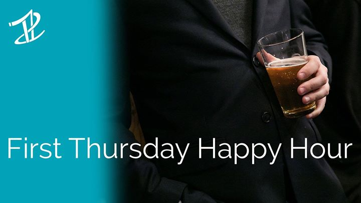 First thursday happy hour