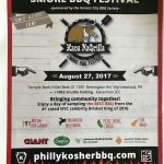 Hava NaGrilla Kosher Smoked BBQ competition and festival