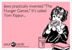 Yom kippur....