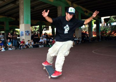AJ Kohn, The Skateboard Academy of Philadelphia