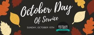 October day of service