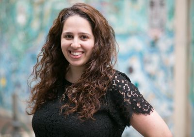 Danielle Selber, Assistant Director