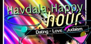 Havdala happy hour
