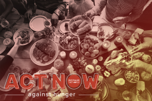 Act Now Against Hunger hosted by Repair the World