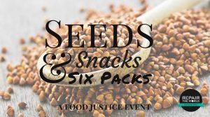 Seeds & snacks