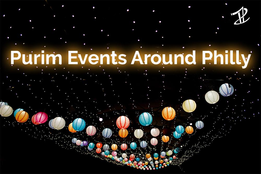 Purim Events around Town