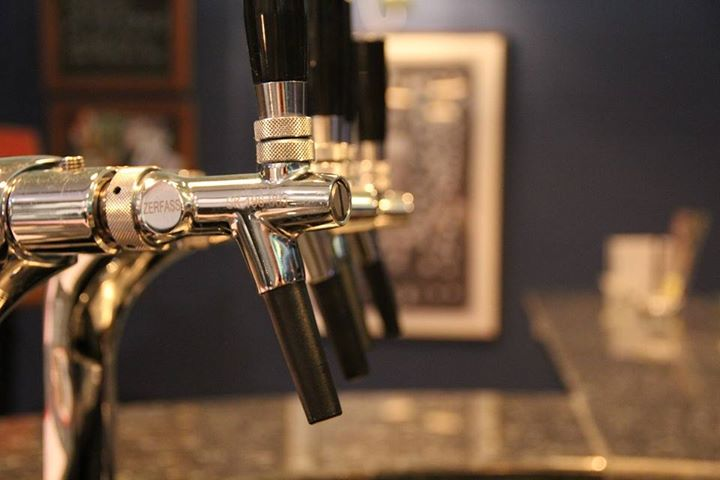 Draft beer knobs