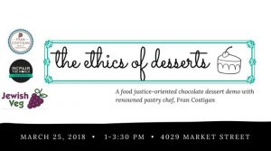 The ethics of desserts
