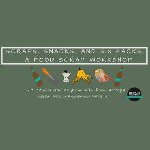 A food scrap workshop