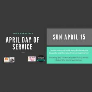 April day of service