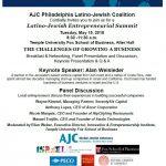Latino-Jewish Entrepreneurial Summit