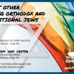 Eshel Philly: Orthodox and LGBTQ+ Meetup