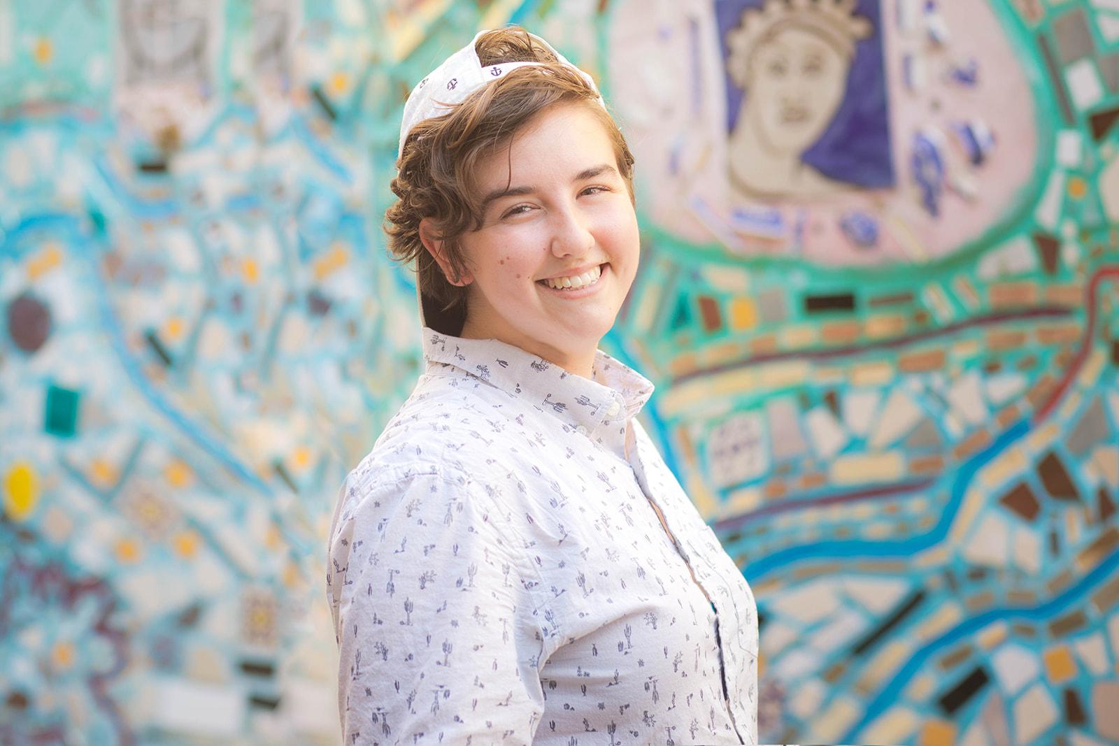 Davinica Nemtzow, LGBTQIA+ Coordinator