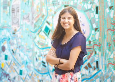 India Braver, Engagement Associate