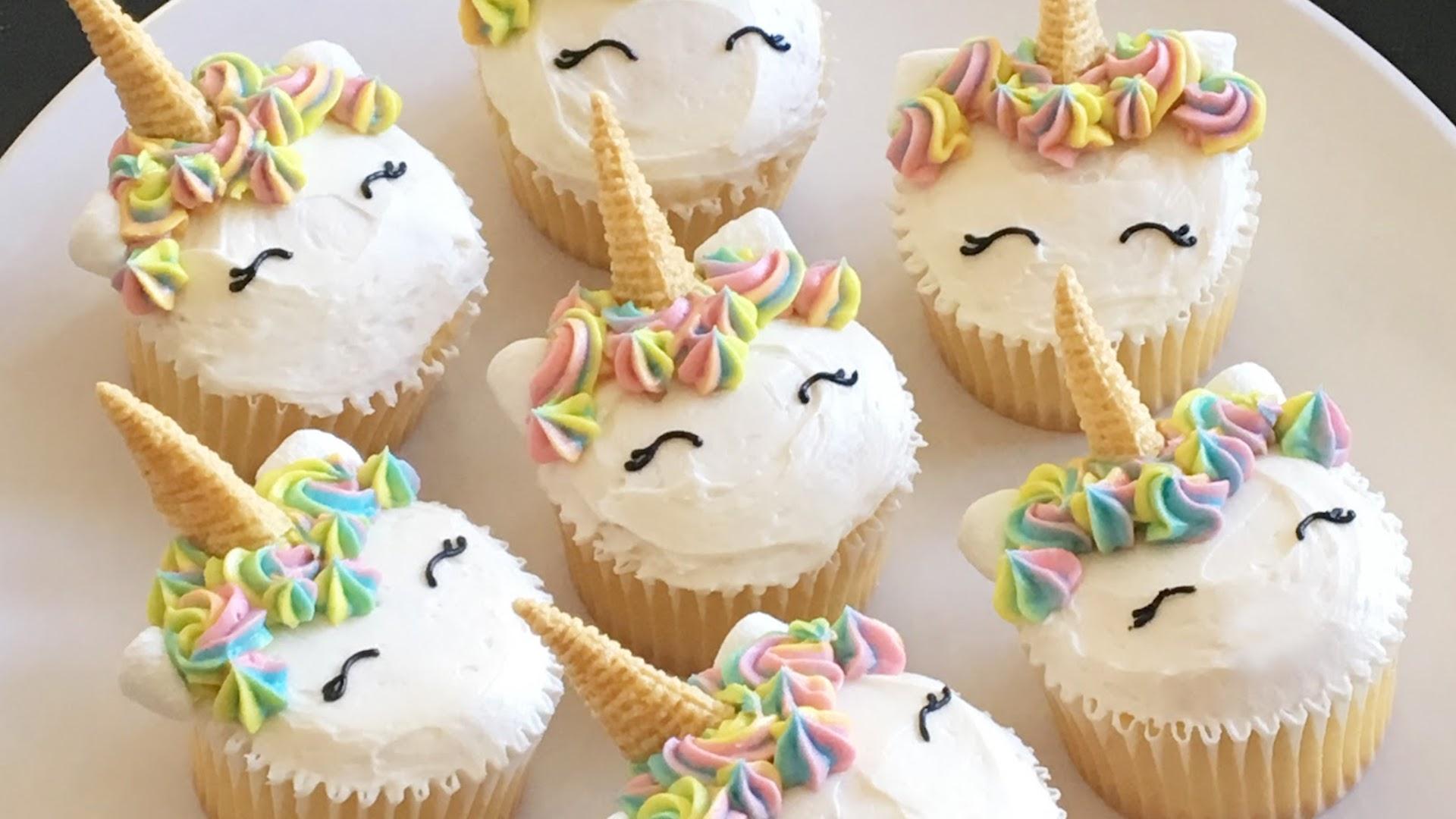 Unicorn Cupcakes Today 041918 Tease