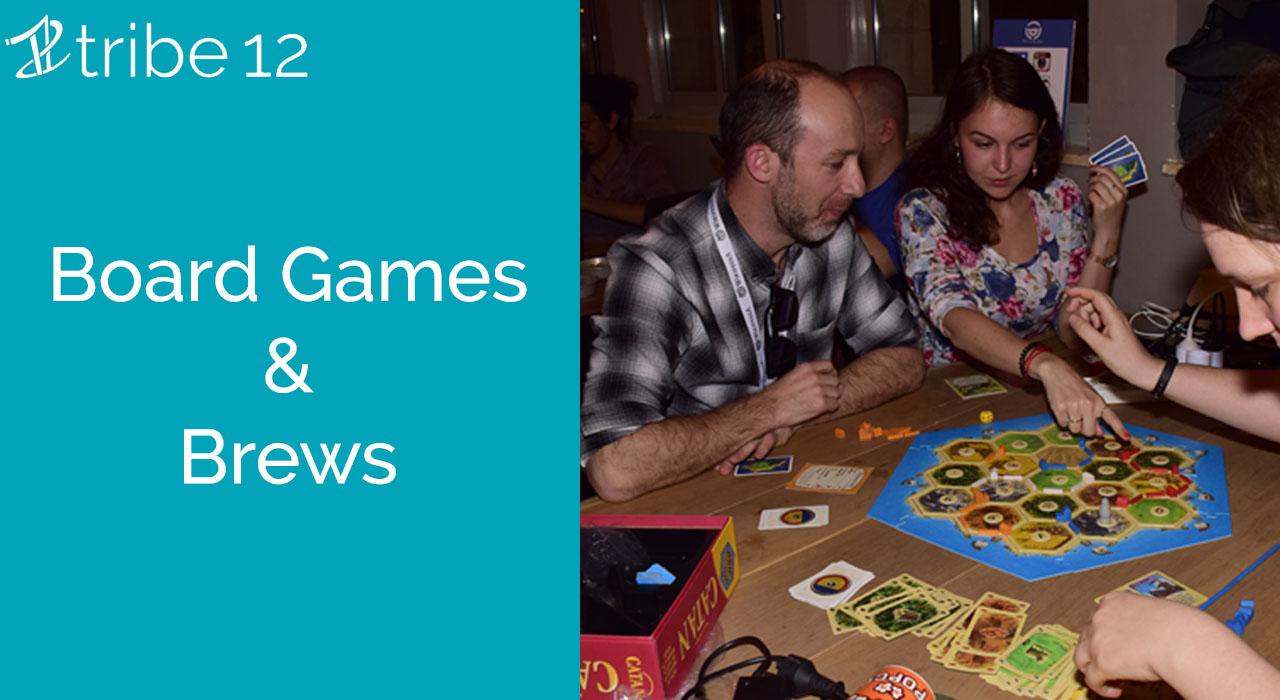 Board Games & Brews