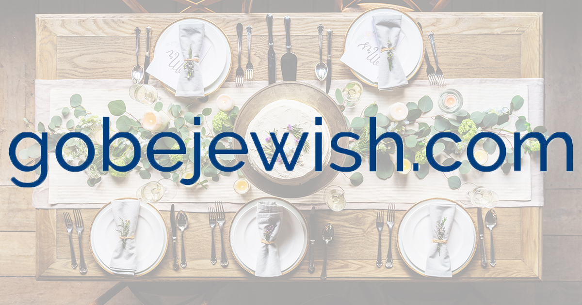 Find important details about Jewish singles events