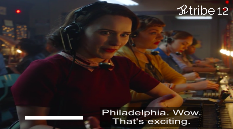 A Mrs. Maisel Marvelous 50s Cocktail Party