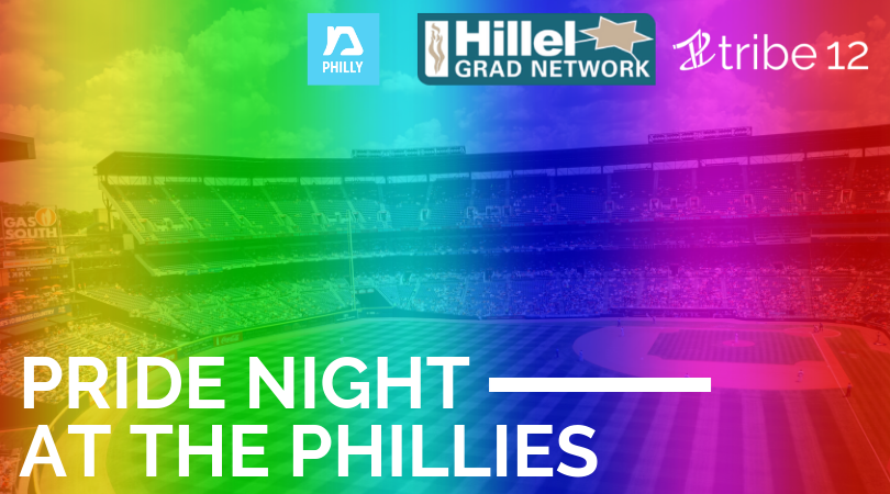 Pride night at the Phillies