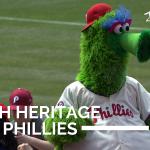Jewish Heritage Night at the Phillies