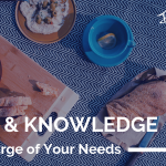 Nosh & Knowledge: Take Charge of Your Needs