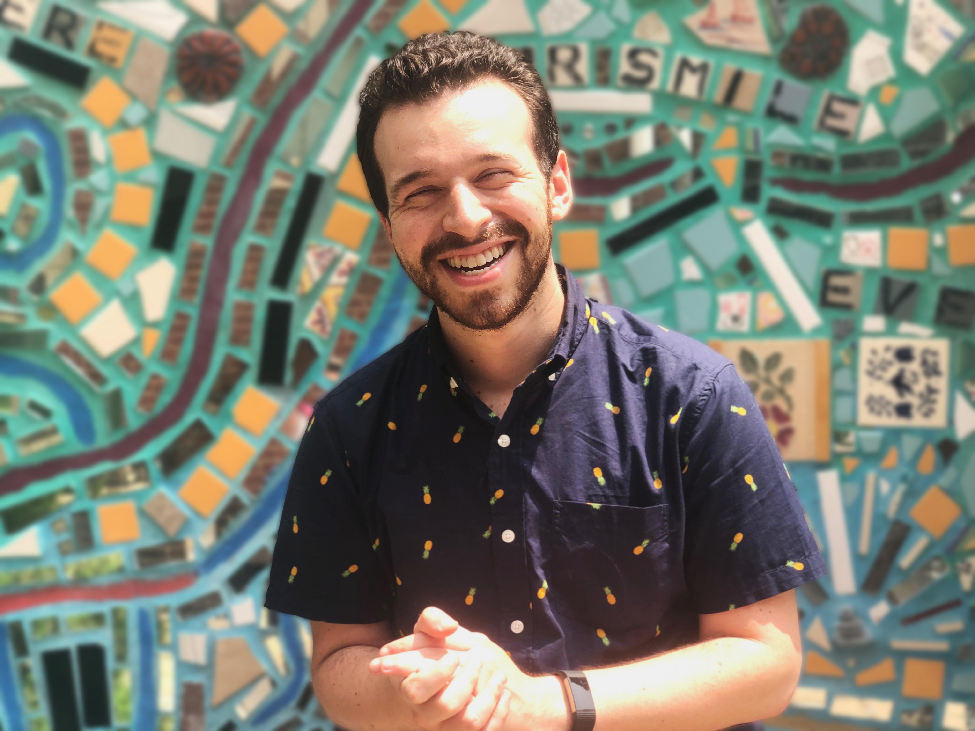 Ross Weisman, Engagement Associate
