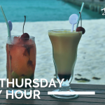First Thursday Happy Hour: Summer Vacation