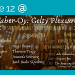Tribe 12 LGBTQIA+ @ Caber-Oy: Gelty Pleasures