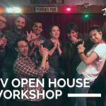 Improv Tribe: Open House and Workshop