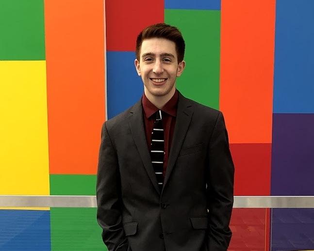 Micah Symons, Engagement Intern
