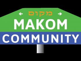 Makom Community logo
